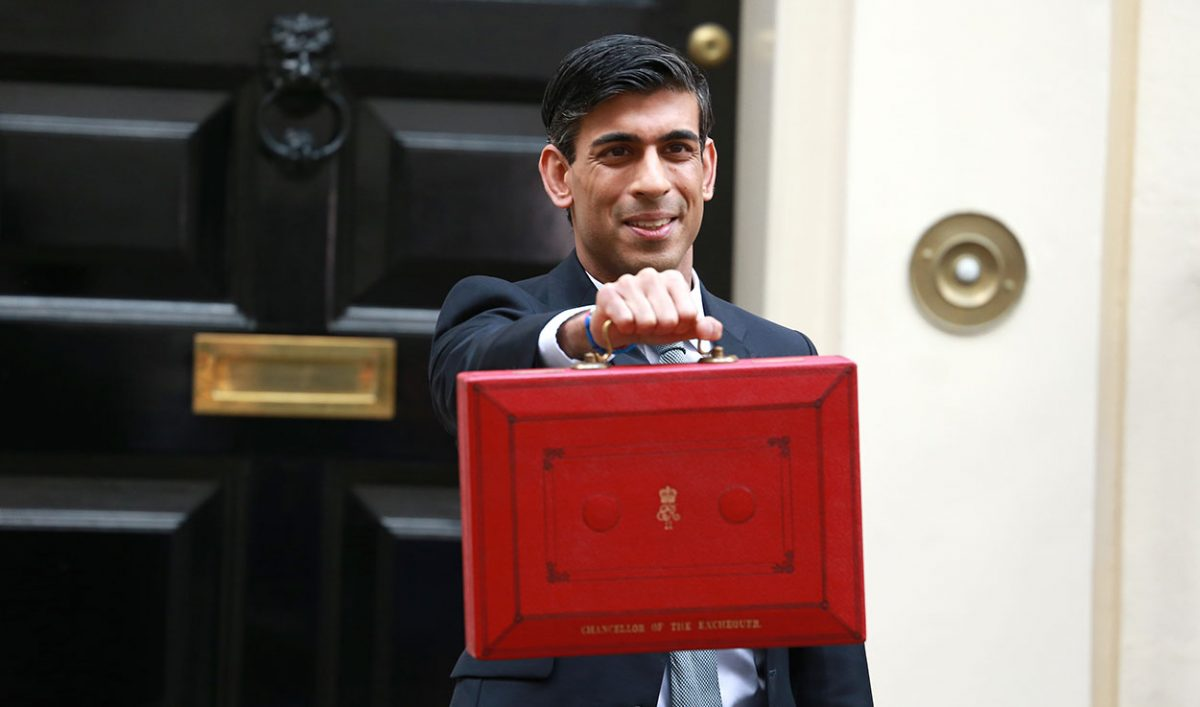News and information from AVASK about Chancellor of the Exchequer, Rishi Sunak