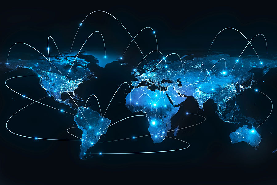 Trading throughout the world means you may need patent and trademark protection overseas