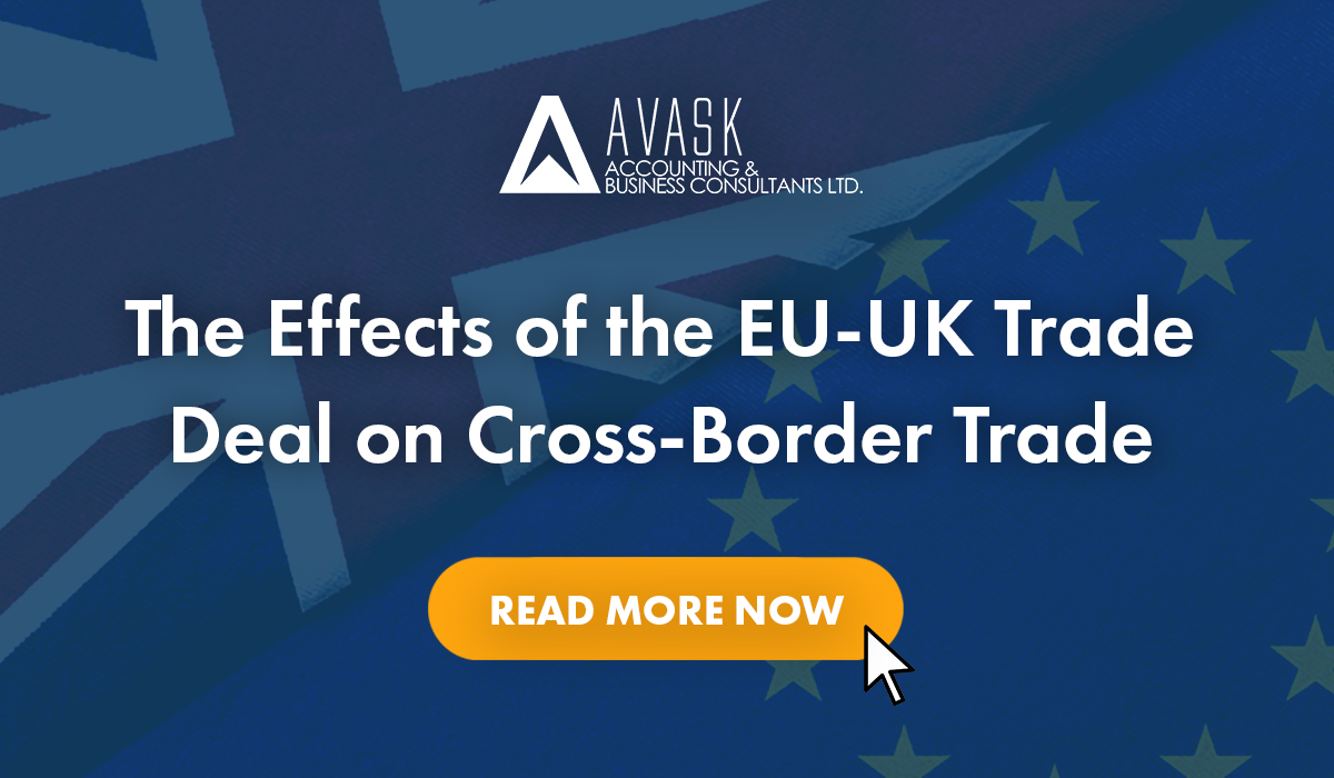 The effects of the EU-UK Trade Agreement on cross-border trade