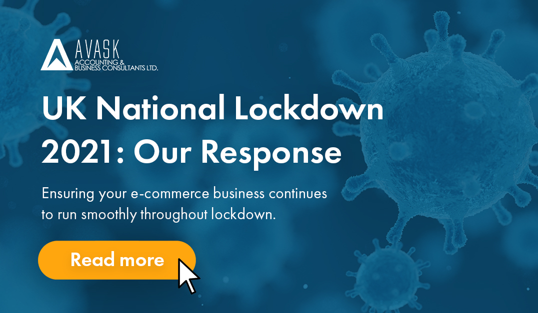 AVASK response to January's UK National Lockdown