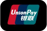 AVASK accepts China Union Pay Credit Cards